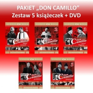 DON CAMILLO 1-5 (DVD) (-20%)