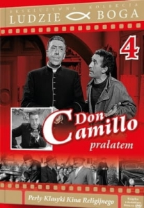 Don Camillo prałatem 4 (DVD)